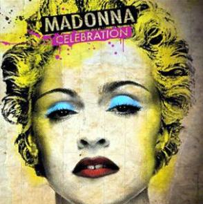 Madonna Celebration Álbum - Charts